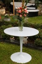 שולחן רטרו קוטר 80